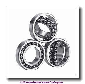75 mm x 160 mm x 55 mm  SKF NJ 2315 ECN2ML Rolamentos de esferas de impulso