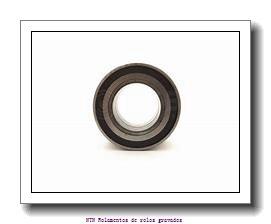25,4 mm x 56,896 mm x 19,837 mm  ZVL 1780/1729 Rolamentos de rolos gravados