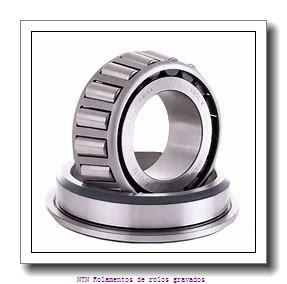 22 mm x 45 mm x 16,637 mm  ZVL K-LM12749/K-LM12712B Rolamentos de rolos gravados