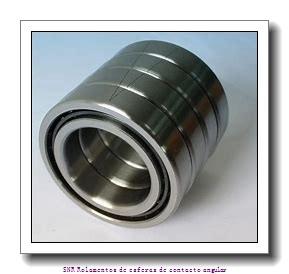 127 mm x 228,6 mm x 34,93 mm  SIGMA LJT 5 Rolamentos de esferas de contacto angular