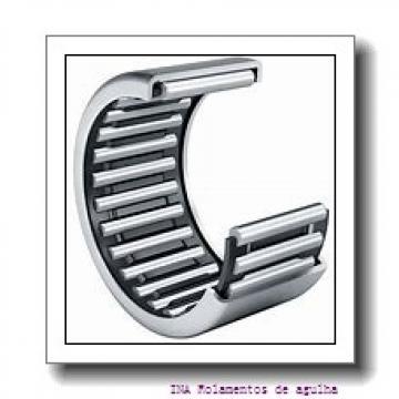 80 mm x 110 mm x 54 mm  INA NA6916-ZW-XL Rolamentos de agulha