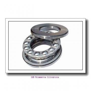 100 mm x 215 mm x 47 mm  NKE NJ320-E-MA6 Rolamentos cilíndricos