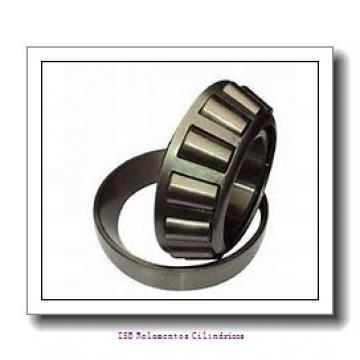 75 mm x 130 mm x 25 mm  NKE NJ215-E-MPA+HJ215-E Rolamentos cilíndricos