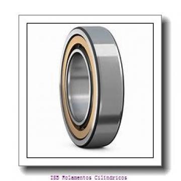 35 mm x 72 mm x 17 mm  NKE NJ207-E-TVP3 Rolamentos cilíndricos