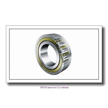 55 mm x 120 mm x 43 mm  NKE NU2311-E-MA6 Rolamentos cilíndricos