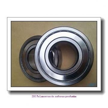 2,38 mm x 4,762 mm x 1,588 mm  FBJ FR133 Rolamentos de esferas profundas