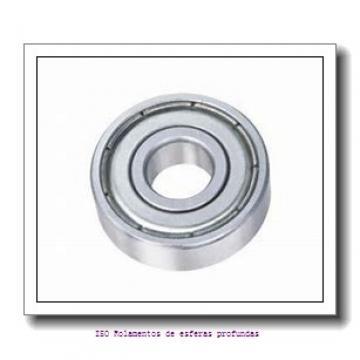 75 mm x 130 mm x 31 mm  FBJ 4215 Rolamentos de esferas profundas