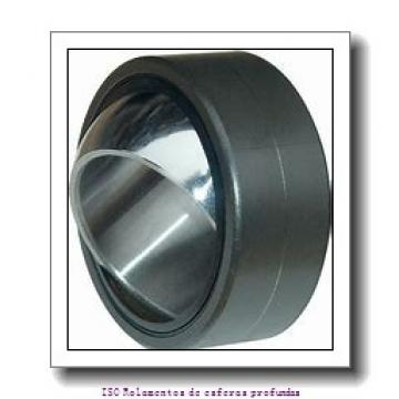 1,191 mm x 3,967 mm x 2,38 mm  FBJ FR0ZZ Rolamentos de esferas profundas