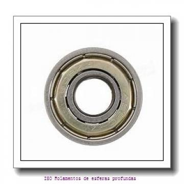 3,175 mm x 9,525 mm x 3,967 mm  FBJ FR2 Rolamentos de esferas profundas
