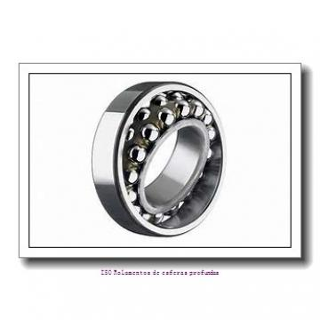 6,35 mm x 15,875 mm x 4,978 mm  FBJ 77R4 Rolamentos de esferas profundas
