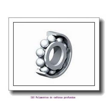 60 mm x 78 mm x 10 mm  FBJ 6812 Rolamentos de esferas profundas