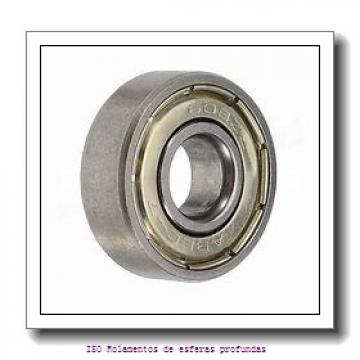 45 mm x 85 mm x 19 mm  FBJ 6209 Rolamentos de esferas profundas