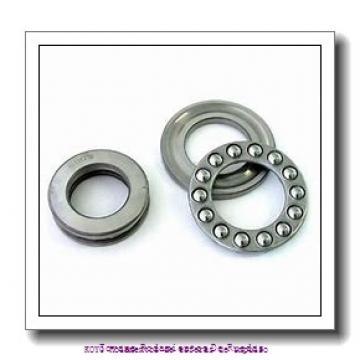 260 mm x 480 mm x 80 mm  SKF NU 252 MA Rolamentos de esferas de impulso