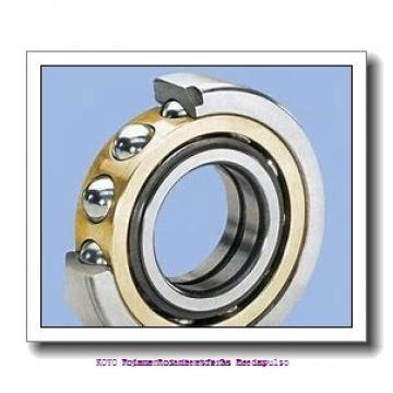 105 mm x 190 mm x 36 mm  SKF N 221 ECP Rolamentos de esferas de impulso