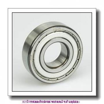 40 mm x 80 mm x 18 mm  SKF NJ 208 ECM Rolamentos de esferas de impulso