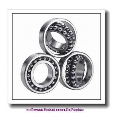 55 mm x 100 mm x 20 mm  SKF BSD 55100 CG-2RZ Rolamentos de esferas de impulso