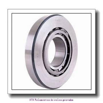 17 mm x 47 mm x 19 mm  ZVL 32303A Rolamentos de rolos gravados