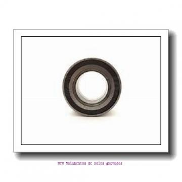 17 mm x 40 mm x 12 mm  ZVL 30203A Rolamentos de rolos gravados