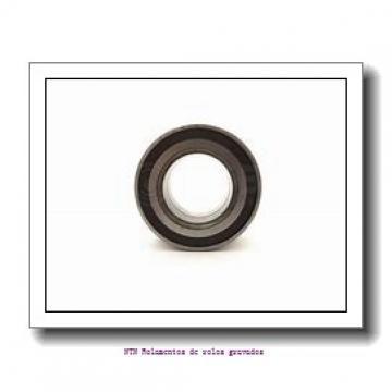 20 mm x 52 mm x 15 mm  ZVL 30304A Rolamentos de rolos gravados