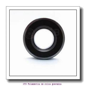 25 mm x 52 mm x 15 mm  ZVL 30205A Rolamentos de rolos gravados