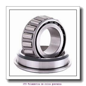 40 mm x 80 mm x 18 mm  ZVL 30208A Rolamentos de rolos gravados
