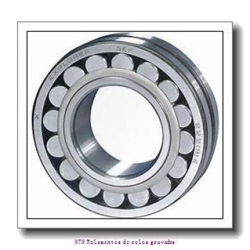 50 mm x 110 mm x 40 mm  ZVL 32310BA Rolamentos de rolos gravados
