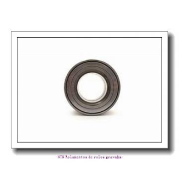 90 mm x 190 mm x 43 mm  ZVL 30318A Rolamentos de rolos gravados