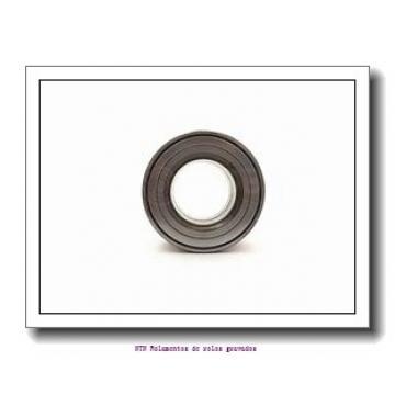 25,4 mm x 50,292 mm x 14,732 mm  ZVL K-L44643/K-L44610/K-L44600LA Rolamentos de rolos gravados