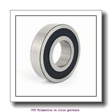 30 mm x 72 mm x 19 mm  ZVL 31306A Rolamentos de rolos gravados
