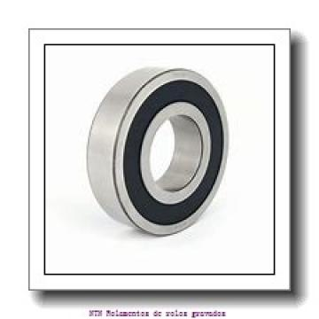 35 mm x 72 mm x 17 mm  ZVL 30207A Rolamentos de rolos gravados