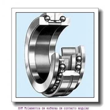 101,6 mm x 215,9 mm x 44,45 mm  SIGMA MJT 4 Rolamentos de esferas de contacto angular