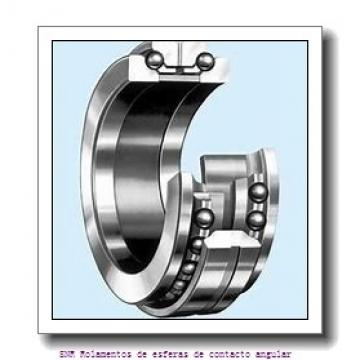 31.75 mm x 69,85 mm x 17,4625 mm  SIGMA QJL 1.1/4 Rolamentos de esferas de contacto angular
