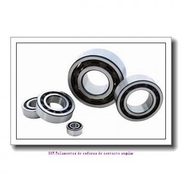60 mm x 130 mm x 31 mm  SIGMA QJ 312 Rolamentos de esferas de contacto angular