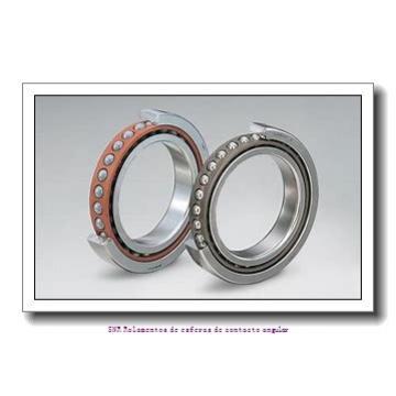 55 mm x 120 mm x 49,2 mm  SIGMA 3311 D Rolamentos de esferas de contacto angular