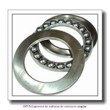 45 mm x 100 mm x 25 mm  SIGMA 7309-B Rolamentos de esferas de contacto angular