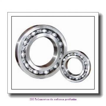 40 mm x 62 mm x 12 mm  FBJ 6908 Rolamentos de esferas profundas