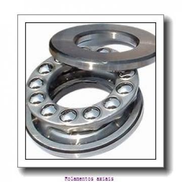 SKF BFSD 353129 AU Conjuntos de pressão do rolo e da gaiola da agulha