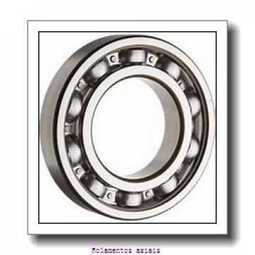 SKF 353124 BU Rolamentos axiais de rolos cilíndricos