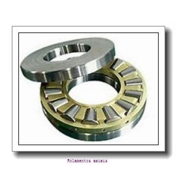 SKF BFSB 353210 Conjuntos de pressão do rolo e da gaiola da agulha
