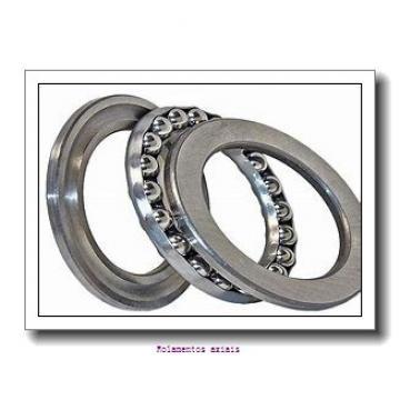 SKF 353006 Rolamentos axiais de rolos cônicos