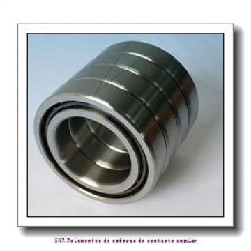 127 mm x 254 mm x 50,8 mm  SIGMA QJM 5E Rolamentos de esferas de contacto angular