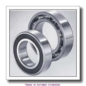 K85521 K399071       unidades de rolamentos de rolos cônicos compactos