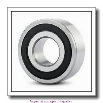 K85525 K127205       unidades de rolamentos de rolos cônicos compactos