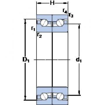 SKF BTM 85 ATN9/P4CDB Rolamentos de esferas de impulso